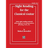 Sight Reading for the Classical Guitar, Level I-III: Daily Sight Reading Material with Emphasis on Interpretation, Phrasing,