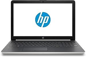 HP High Performance Laptop PC 15.6-inch HD Display AMD E2-9000e Processor 4GB DDR4 RAM 500GB HDD WIFI HDMI Bluetooth Webcam Sleeve&Mouse Windows 10 - Natural Silver
