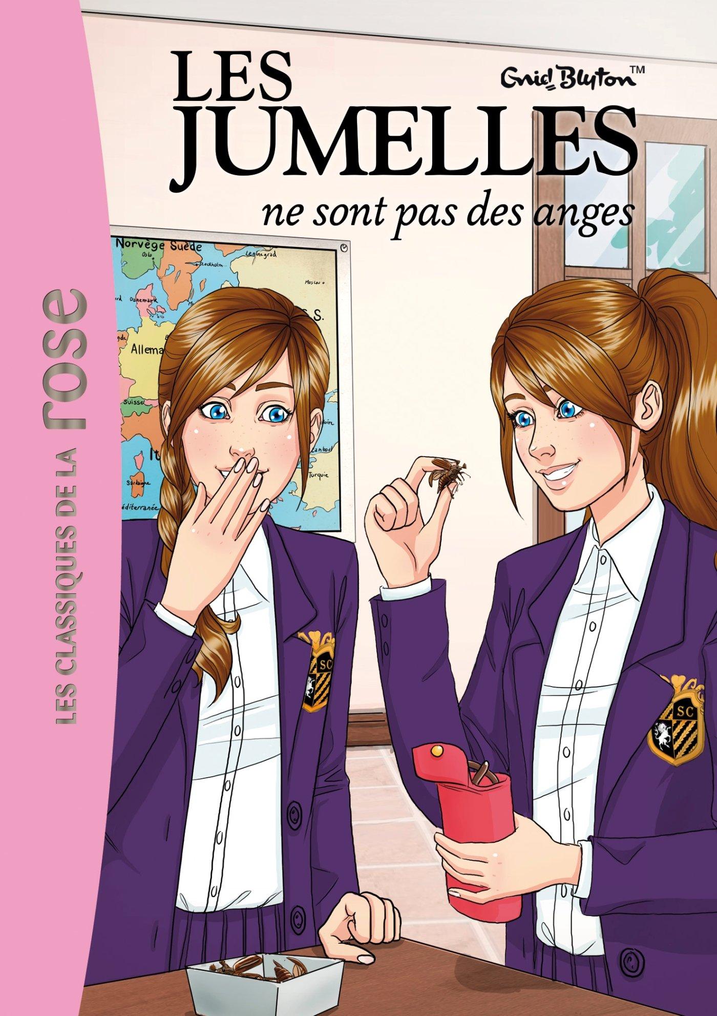 Les jumelles, Tome 2 : Les jumelles ne sont pas des anges