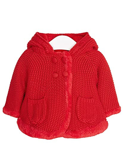 1cb2a363d515 Mayoral 18-02316-072 - Long Cardigan for Baby-Girls 0-1 Month ...