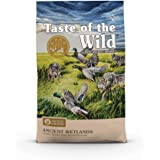 Taste of the Wild Roasted Fowl High Protein Real Meat Recipes Premium Dry Dog Food with Real Duck, Superfoods, and…