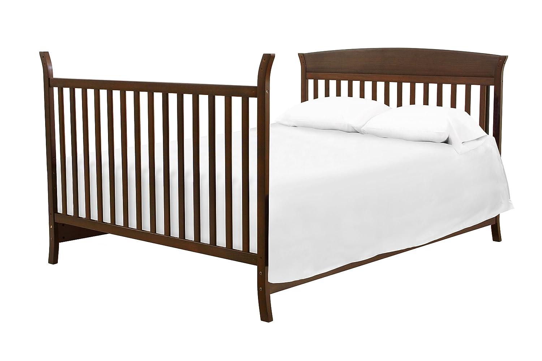 Amazoncom DaVinci TwinFull Size Bed Conversion Kit Espresso
