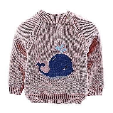 f29828184 Amazon.com  Cute Cartoon Cetacean Pullover
