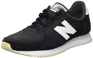 f98fd104056f9 New Balance - Womens WL220V1 Shoes, 3.5 UK - Width B, Black/Magnet