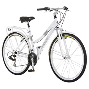 Schwinn Discover Hybrid Bike for Men and Women