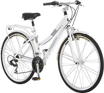Schwinn Discover - Bicicleta híbrida para Mujer (700 C, Ruedas ...