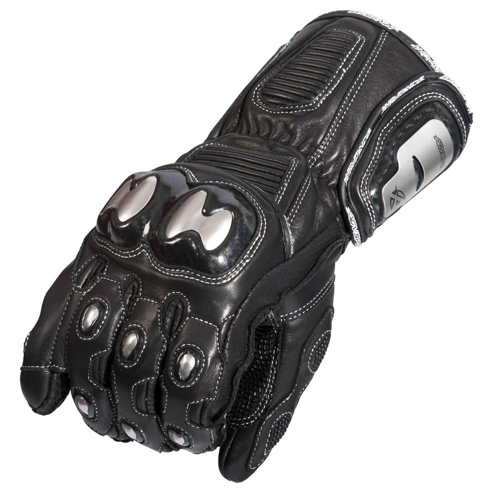 AGV Sport Echelon Gloves - Black - Medium