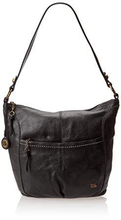 The SAK Iris Large Hobo Bag, Black, One Size: Handbags: Amazon.com