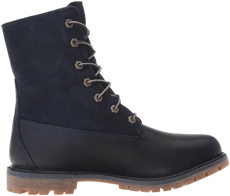 Timberland Women's Authentics Teddy Fleece WP Fold Down Boot