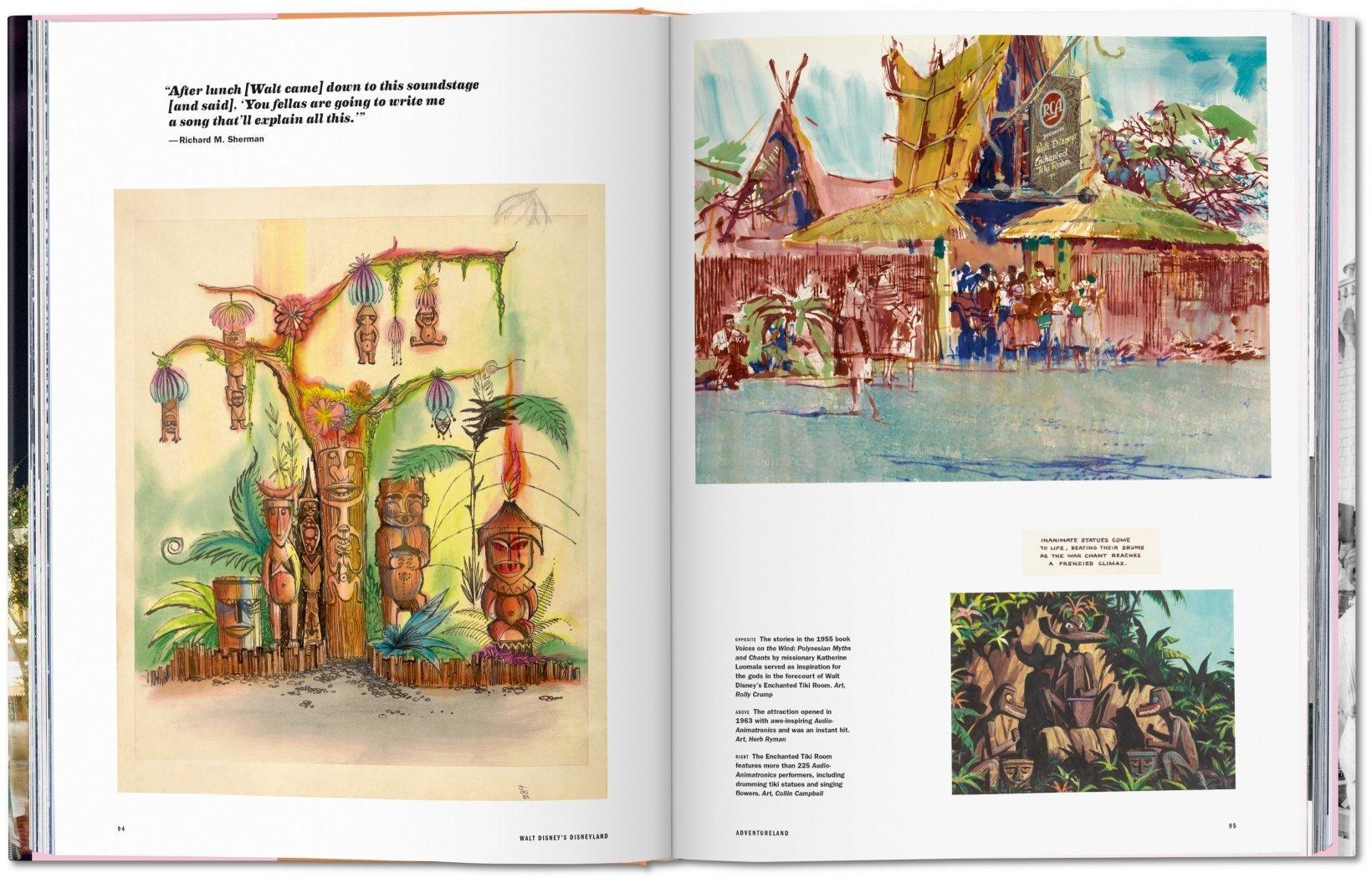 Walt Disneys Disneyland Chris Nichols 9783836563482 Amazon Com Books
