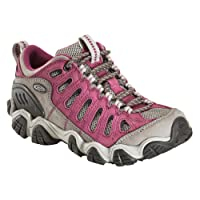 Oboz Womens Sawtooth Low Walking Shoes