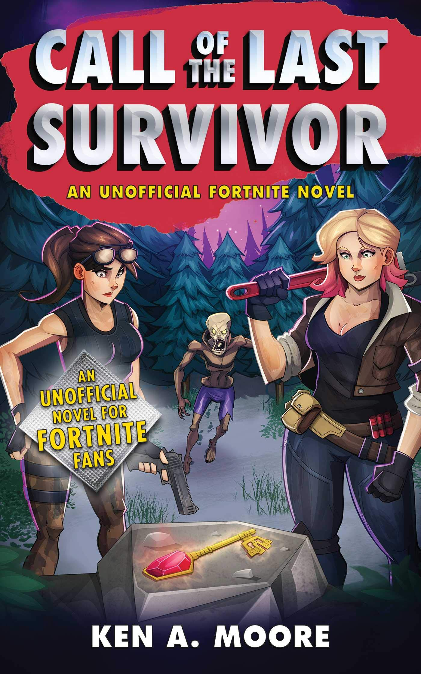 Call of the Last Survivor: An Unofficial Fortnite Novel