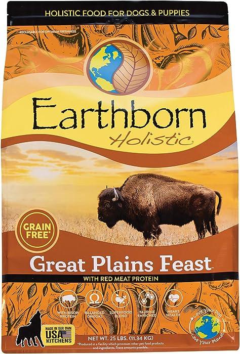 The Best Earthborn Bison Dog Food