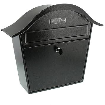 Burg-Wächter Briefkasten Pocket 5871 W weiss Postkasten