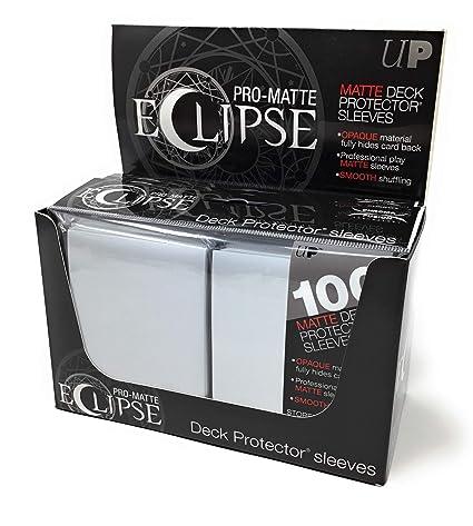 Amazon.com: Ultra Pro PRO-Matte Eclipse Arctic - Funda ...