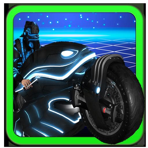 - Galaxy Neon Loner - Rider