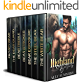 Highland Brothers: A Paranormal Romance Collection