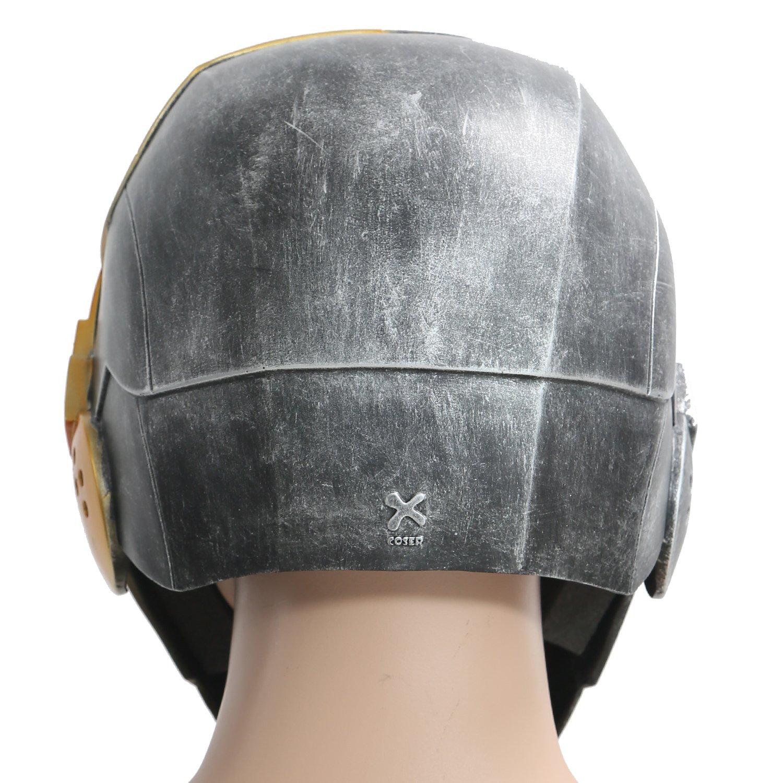 Amazon.com: Deathstroke Helmet Injustice Gods Among Us Resin Full ...