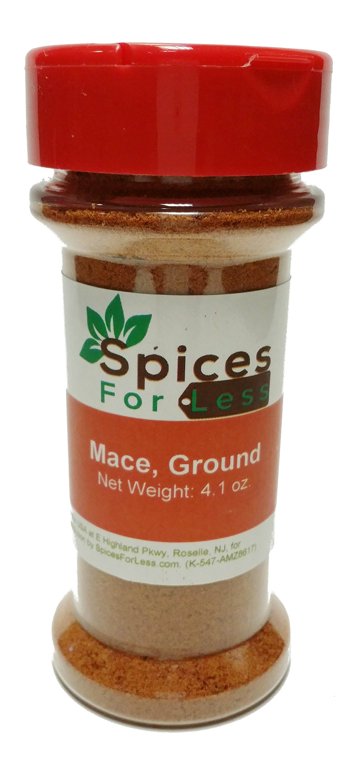Mace, Ground - 4.1 oz Stovetop Shaker Jar