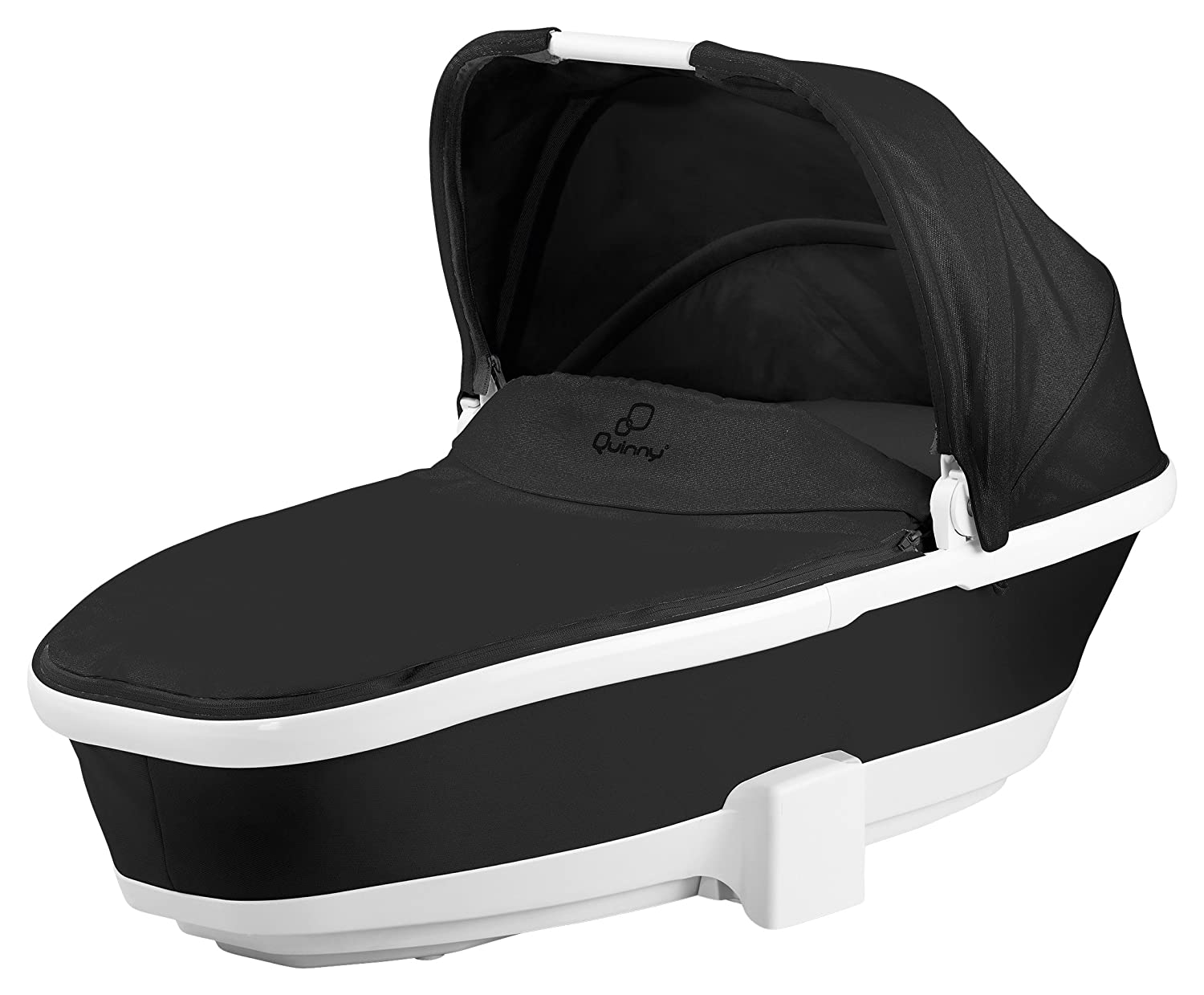 Quinny Foldable Black Carrycot Novel Nile
