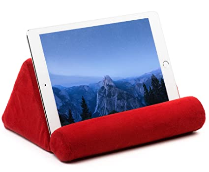 Amazon Com Ipad Tablet Stand Pillow Holder Universal Phone