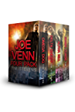 Joe Venn Four Pack (OMEGA DOG, DELTA GHOST, ALPHA KILL, SIGMA CURSE) (Joe Venn Crime Action Thrillers) (English Edition)