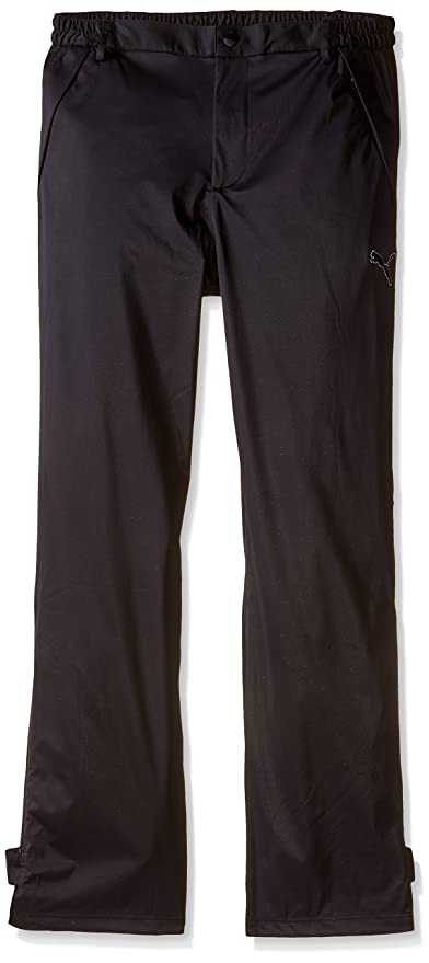 829fc126d Amazon.com : Puma Golf Men's Golf Rain Pants, 38, Black : Sports ...