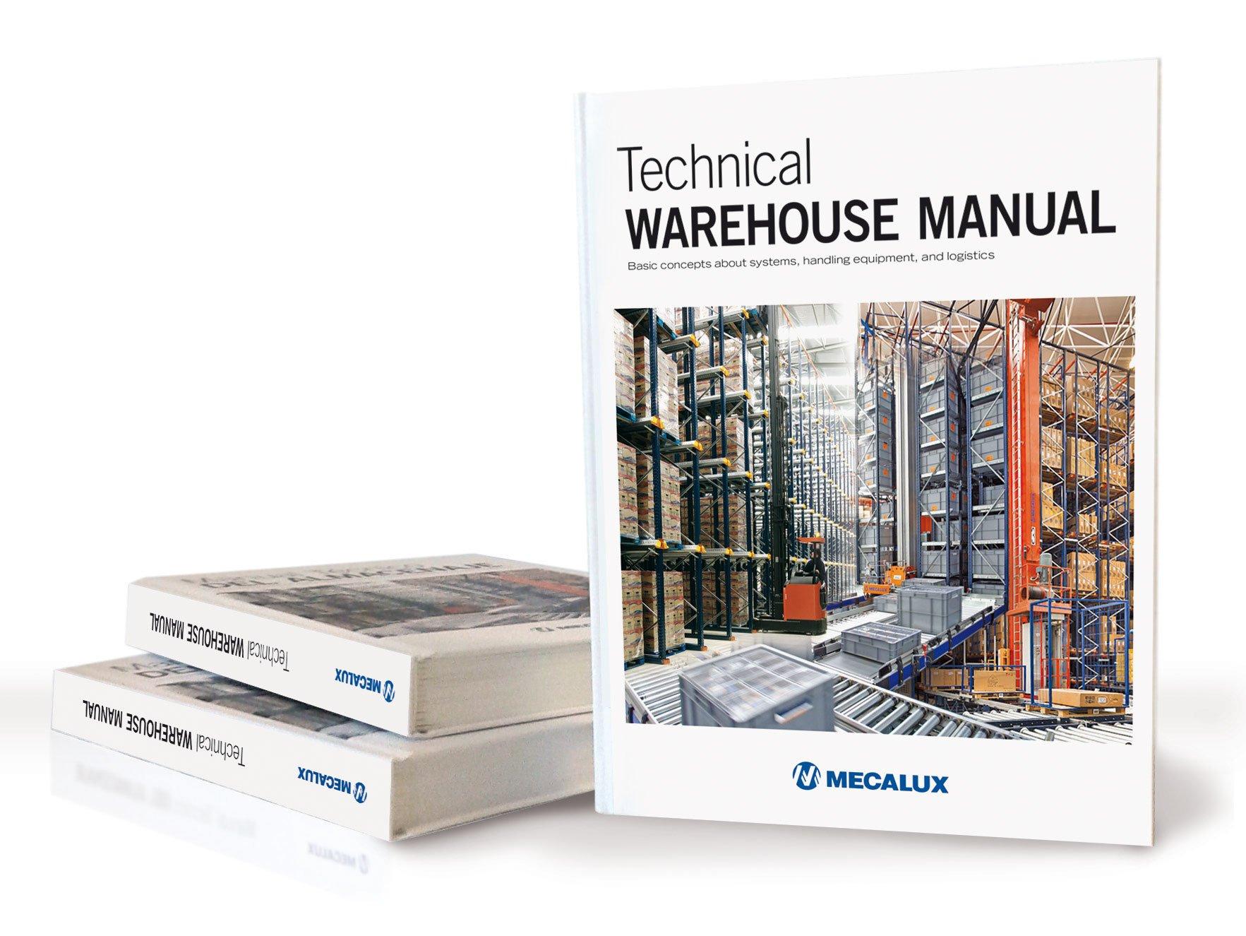 Mecalux Uk.Technical Warehouse Manual Amazon Co Uk Mecalux Marketing