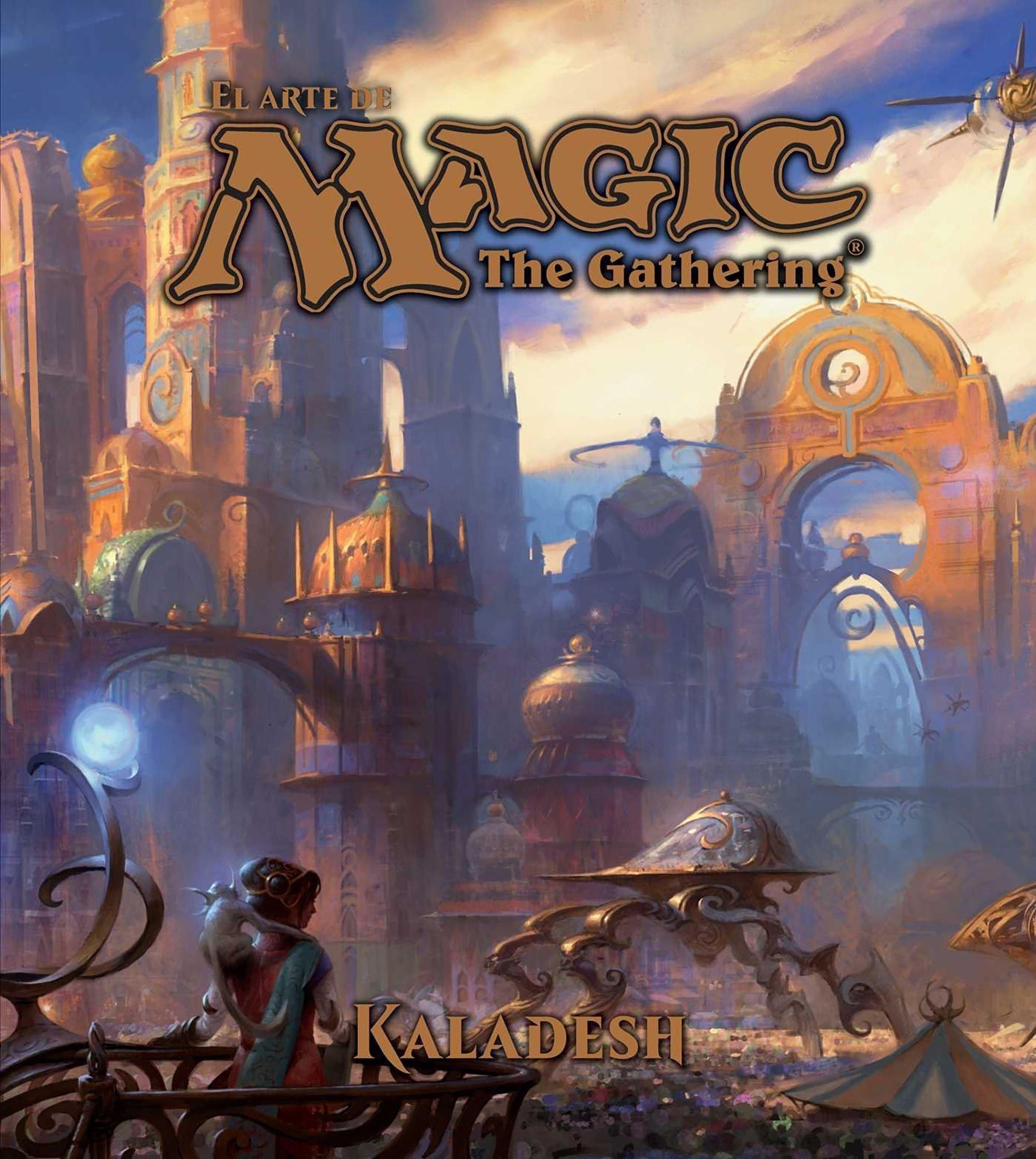 El arte de Magic. The Gathering. Kaladesh (Fantasía): Amazon ...