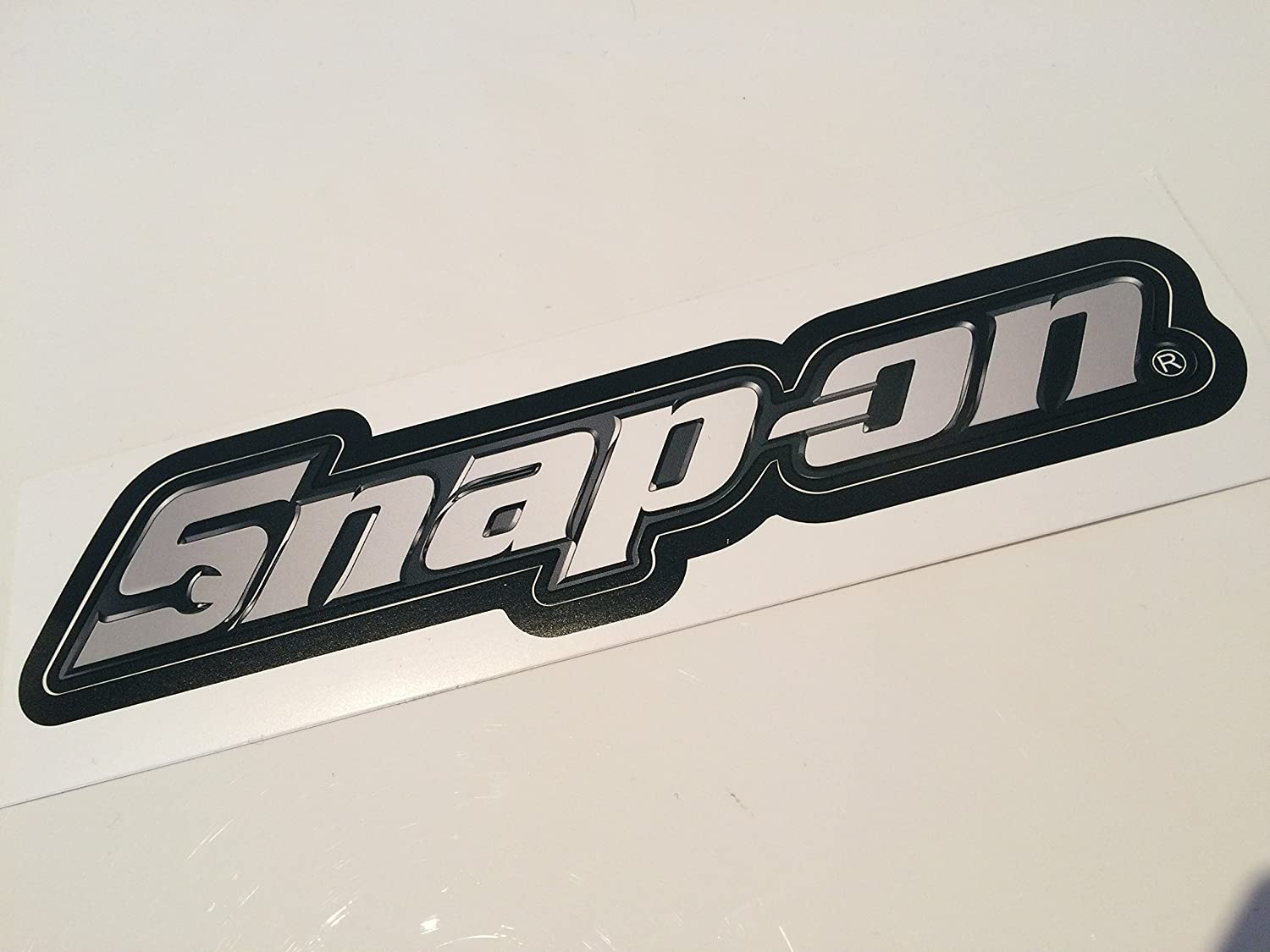 **NEW** Snap On Tools Leave Your Mark Decal Sticker