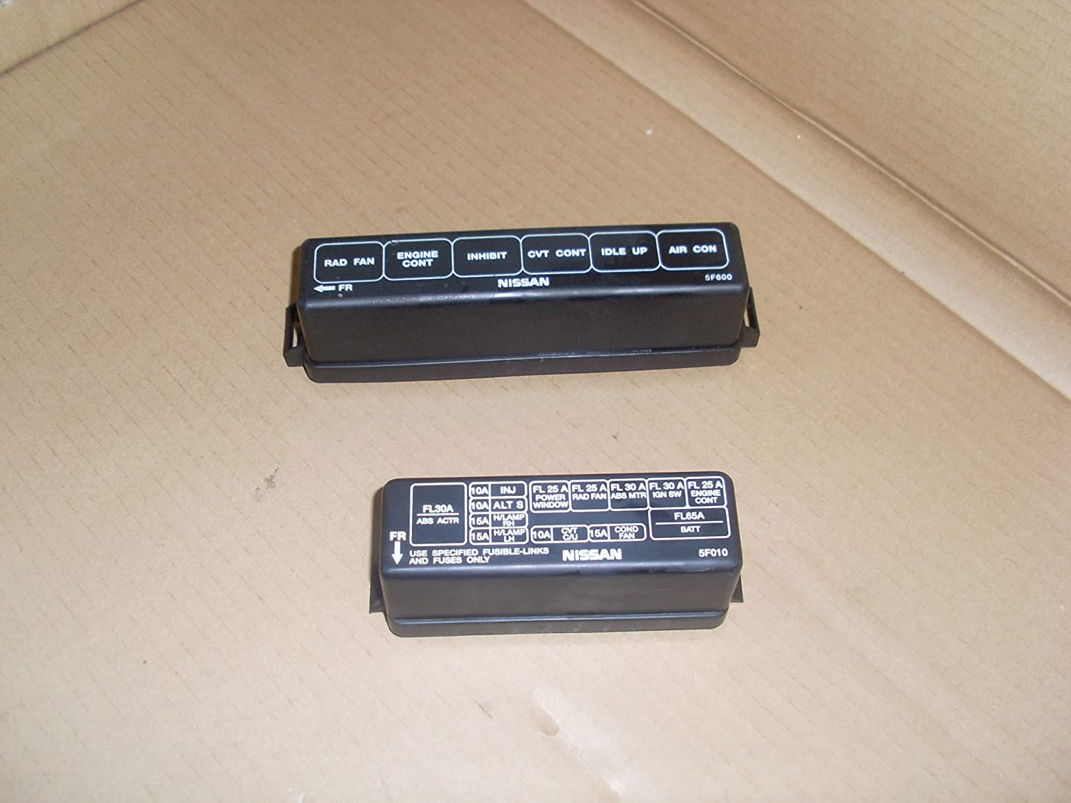 Nissan Micra K40 Fuse Box   Fusebox and Wiring Diagram layout ...