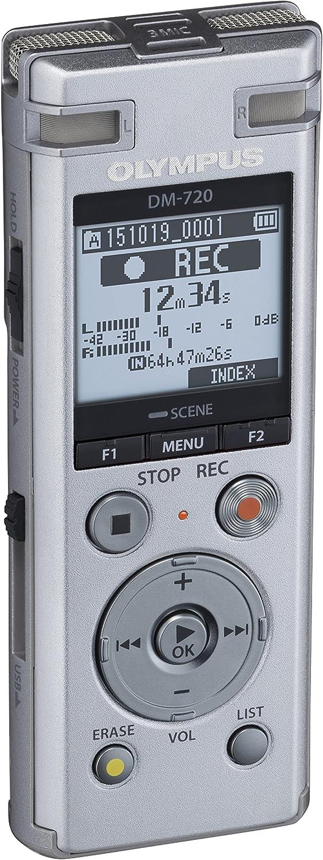 Olympus V414111SU000 Digital Dm-720 Voice Recorder