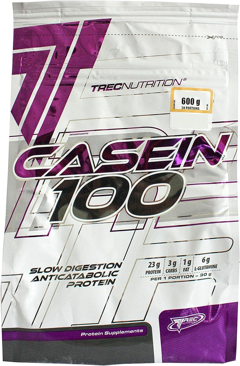 Trec Nutrition Casein 100, Caseína Micelar, Sabor Chocolate ...