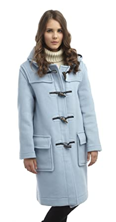Amazon.com: Original Montgomery Womens Duffle Coat Toggle Coat