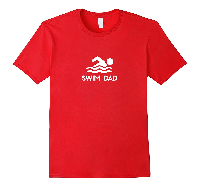 RoverSports Swim Dad T-Shirt-TD