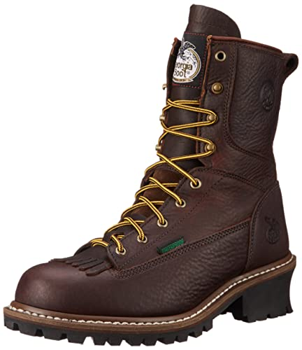 Georgia G7113 Boot, chocolate, 10 M US