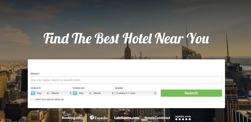 Buy hotels near la