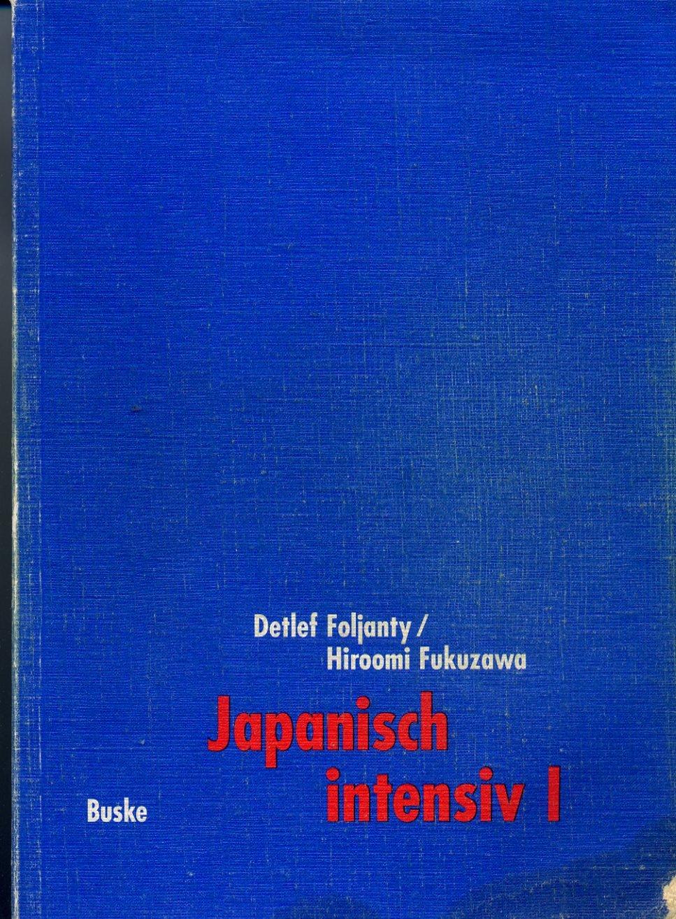Japanisch intensiv, Tl.1