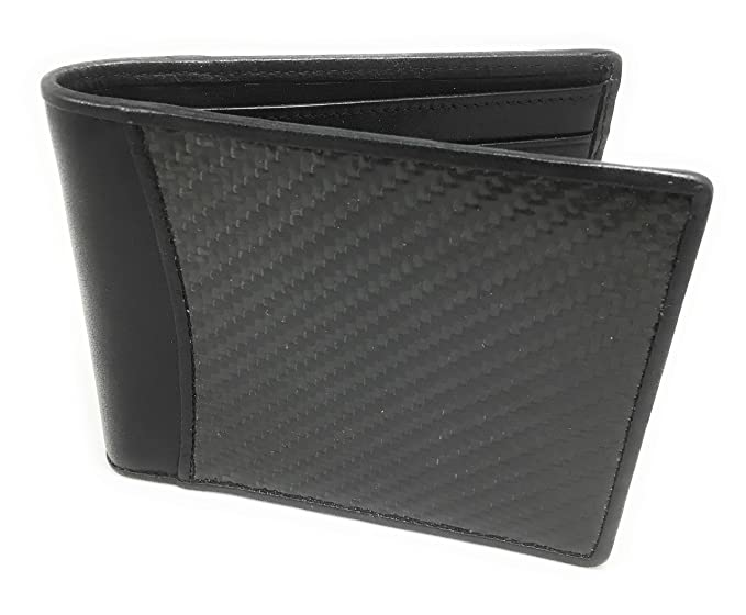 714539b29f1 Amazon.com  Namotu Real Carbon Fiber Wallet w RFID Blocking Tech ...
