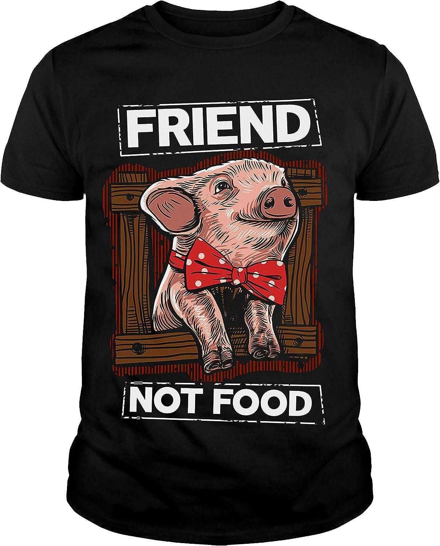 #Pig-#Friend.not.Food t-Shirt