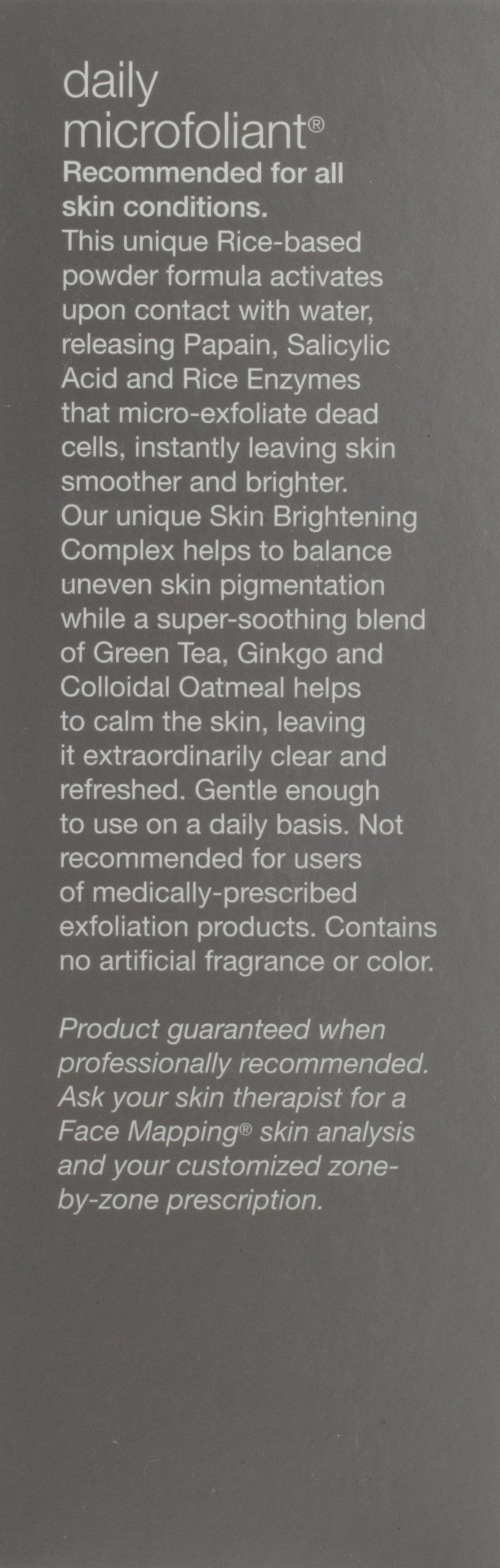 Dermalogica Daily Microfoliant, 2.6-Ounce by Dermalogica (Image #2)