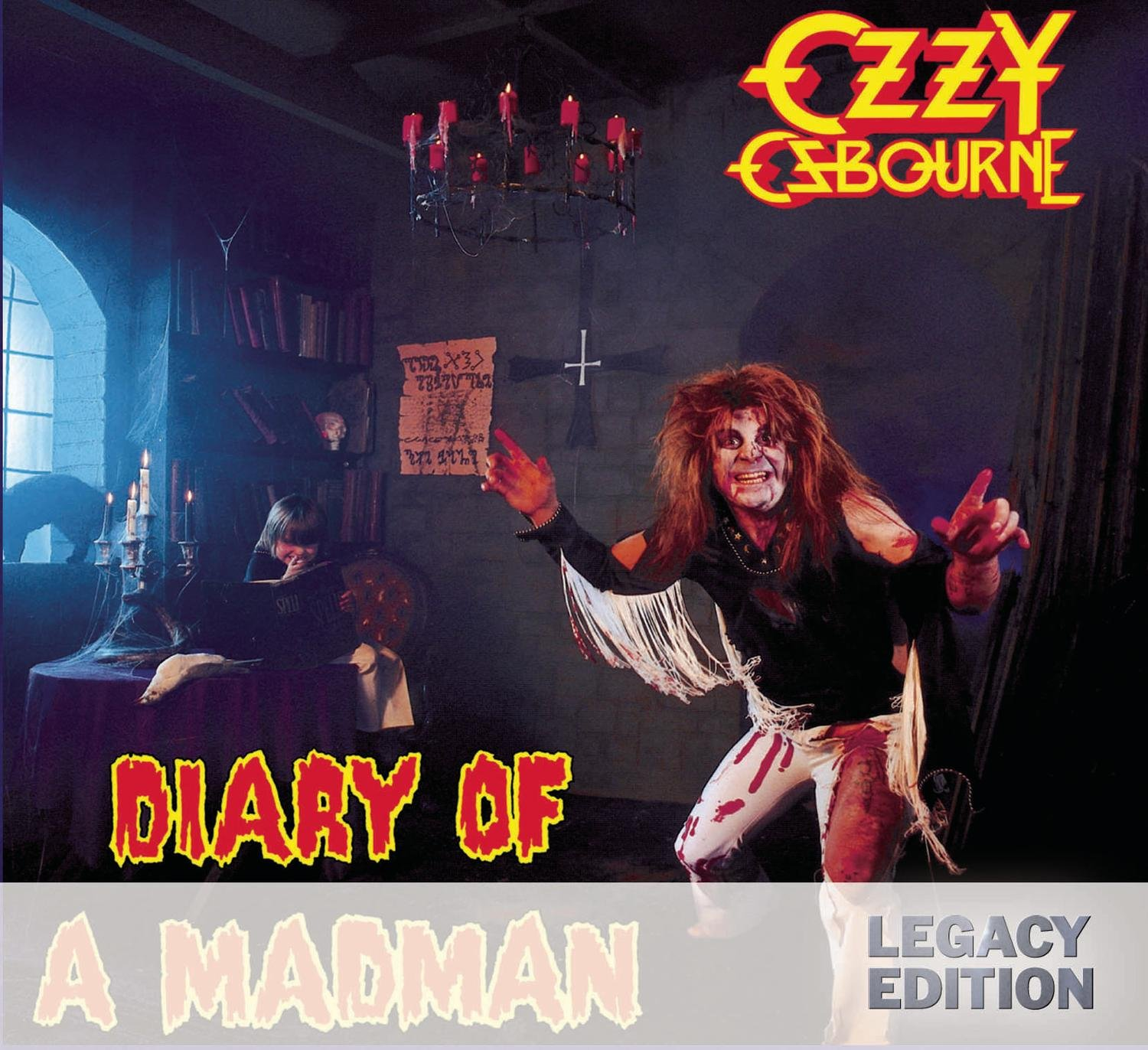 Diary Of A Madman (Legacy Edition) by Epic