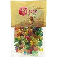 Yupik Gummy Bears 12 Flavors, 1 Kilogram
