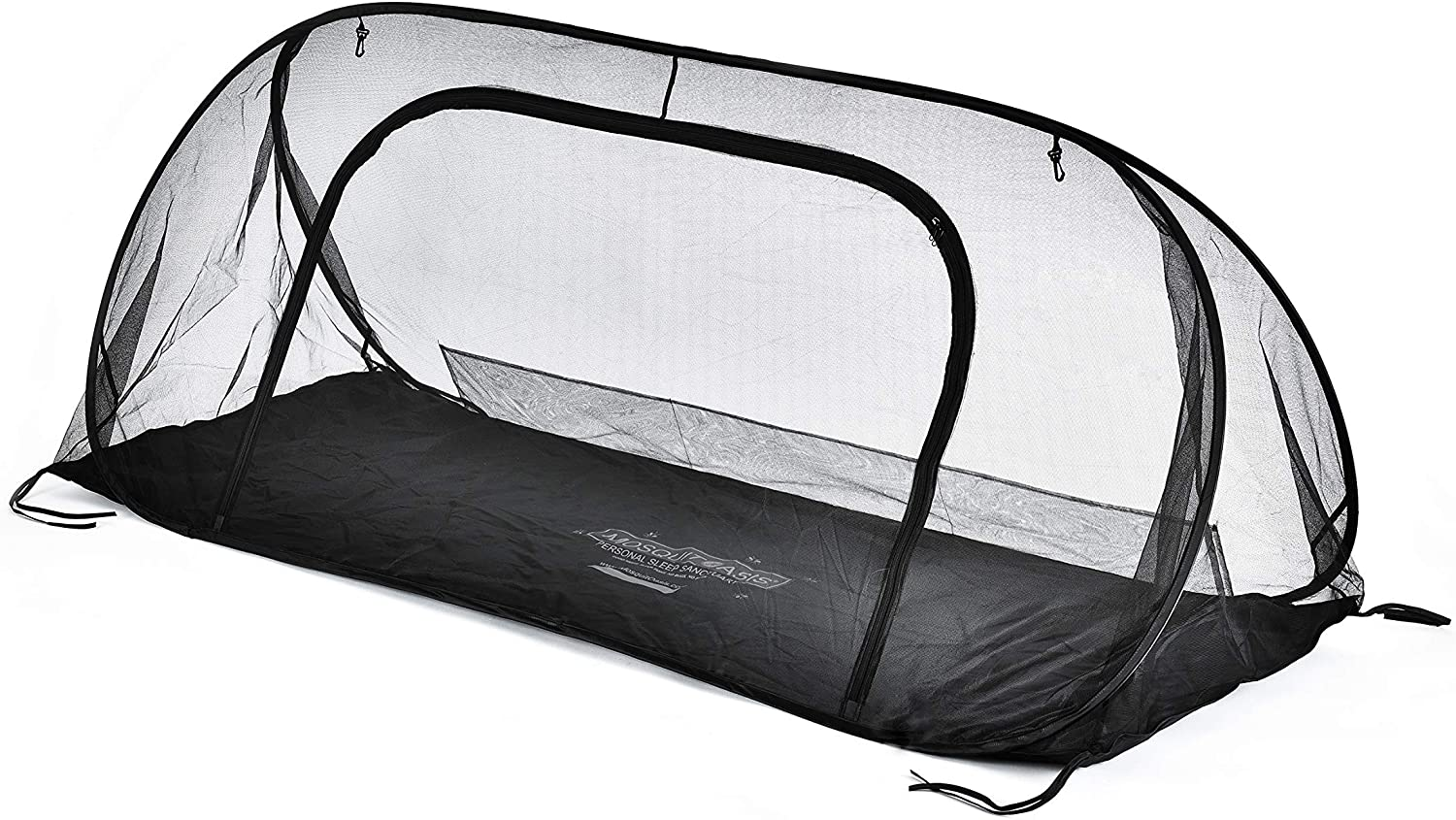 Wicked Cool MosquitOasis Pop-Up Mosquito Net Tent for Summer Camps and Camping: Sports & Outdoors