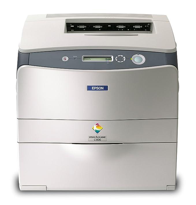 Epson AcuLaser C1100 Color A4 - Impresora láser (Laser, Color, A4 ...