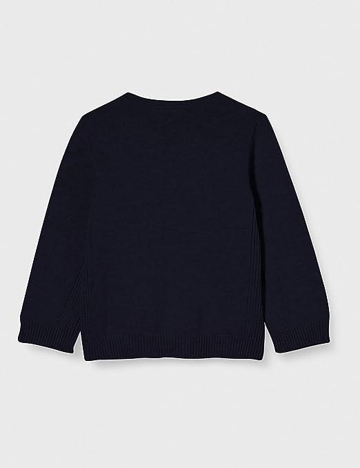 NAME IT Nbmhepol LS Knit Card Su/éter c/árdigan para Beb/és