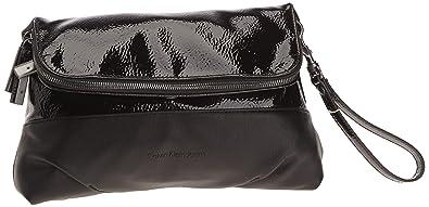 Calvin Klein Jeans Frame CTX004ADC00 - Cartera de mano para mujer, color negro, talla