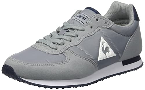 68d99a799db Le Coq Sportif Unisex Adults  Onyx Nylon Trainers  Amazon.co.uk ...