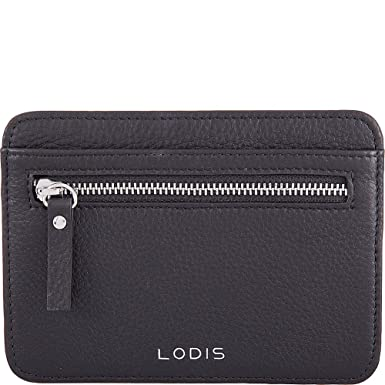 new style 66049 12155 Lodis RFID Slim Leather Card Case