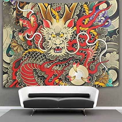 Consider, chinese dragon art